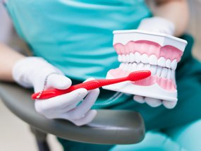 Basic dental care numerous benefits dentist Anderson